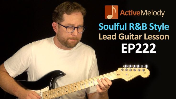 Learn How to Improvise a Soulful Lead in this Blues Lead Guitar Lesson -...