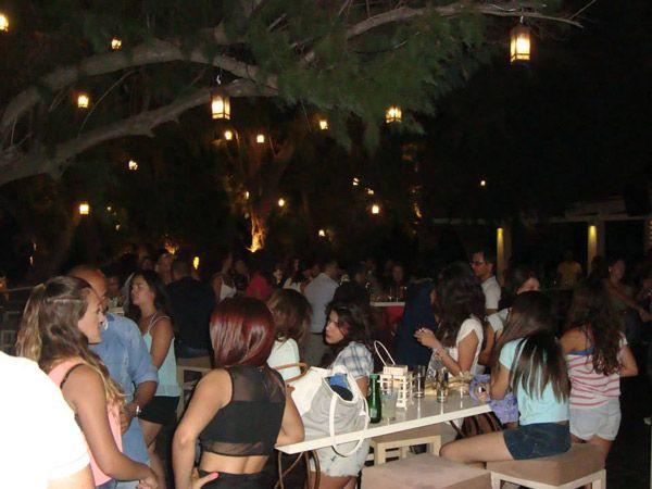 Kohilia Beach Bar in Mytilene