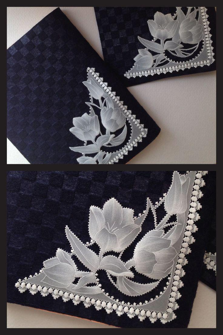 book jacket Parchment Craft