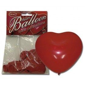 Dolce messaggio d'amore! Dimostrare il vostro amore ai vostri cari con questi palloncini a forma cuore....