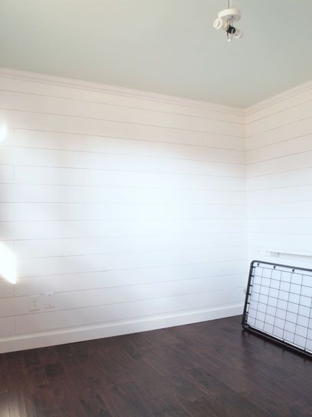 Nursery progress- ceiling painted SW lighter mint
