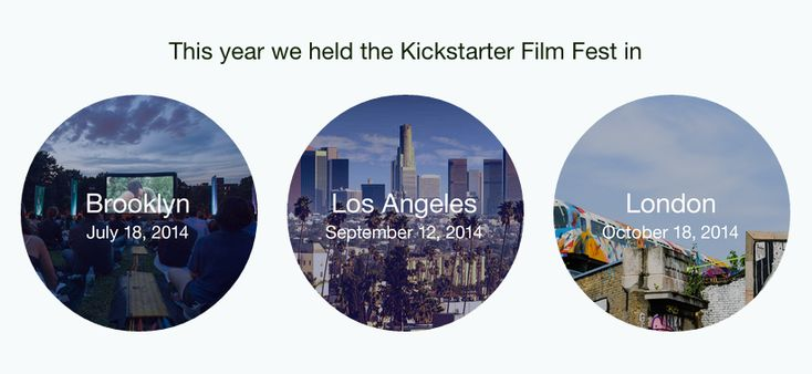 10 Places to Promote Your Kickstarter Film Project #kickstarter #crowdfunding