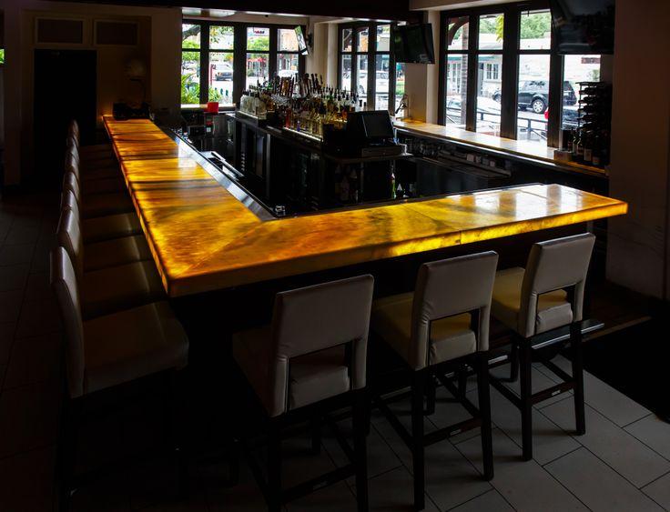 #bar #resturant #onyx #amber #gold #luxury #delraybeach #southflorida #atlanticave #salt #salt7 #saltseven #southflorida #natureofmarble #onyxbar #onyxcounter #onyxcountertop #naturalstone