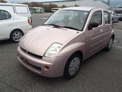 Toyota Will IMPORTED PINK TOYOTA WILL VI 1.3 VVTi AUTOMATIC YARIS Saloon Petrol PinkToyota Will IMPORTED PINK TOYOTA WILL VI 1.3 VVTi AUTOMATIC YARIS Saloon Petrol Pink at The Car Warehouse Middlesbrough