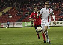 Bacsa Patrik már 5. gólját lőtte ebben a bajnokságban Pécsett