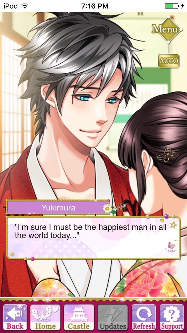 Ascension of the Divine Bride story eventYukimura