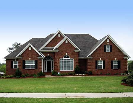 39 Best Brick With Stone Images On Pinterest House