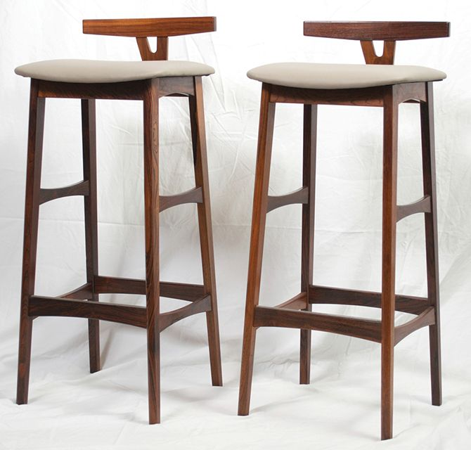 17 Best Ideas About Vintage Bar Stools On Pinterest