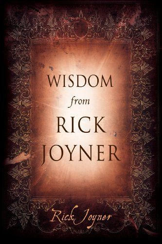 29 best books images on pinterest jesus saves book and books wisdom from rick joyner by rick joyner 18 254 pages publisher destiny fandeluxe Image collections