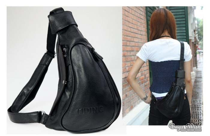 womens backpack leather purse