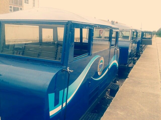 Diaz Express Train South Africa #Hartenbos #DiazExpress