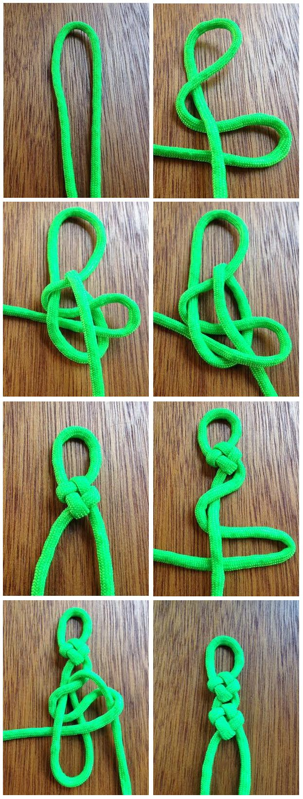 The Cross Knot Paracord Bracelet is a great looking - fairly easy to tie project. While, the knot is easy, getting the knot position can take some patients.