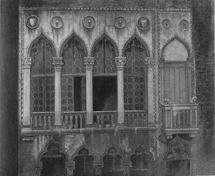 """""""Windows of the Fifth Order"""" by John Ruskin"""
