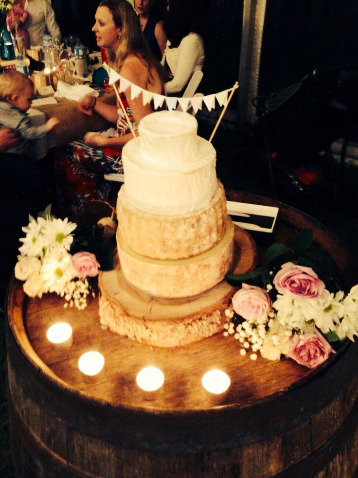 Cheese cake - friends wedding