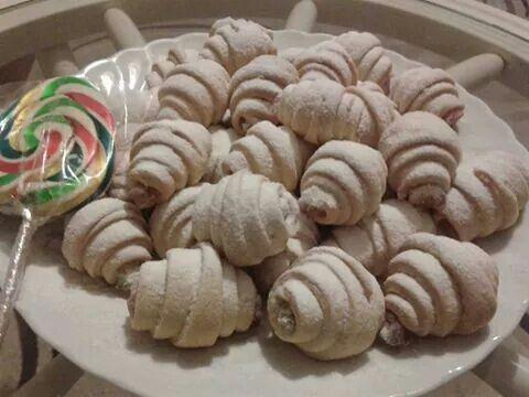 Lokumlu kurabiyelerr