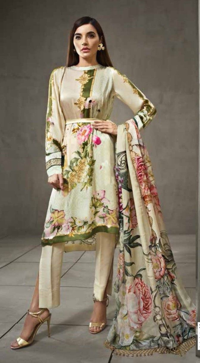 dccdea206c Levisha Lamis Vol-2 Silk digital print Pakistani Dress Materials (6 Pc Set)