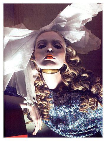 foto_decadent: MarionettePopular Colors, Marcus Piggott, Inspiration, Bows, Mert Marcus, Fashion Photography, Creepy Dolls, Dolls House, Mert Alas