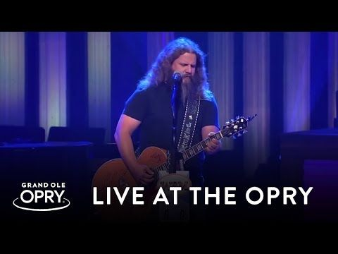 Jamey Johnson Who S Gonna Fill Their Shoes Opry