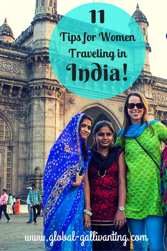 Yes, you can travel India safely as a solo female - just follow my top tips!