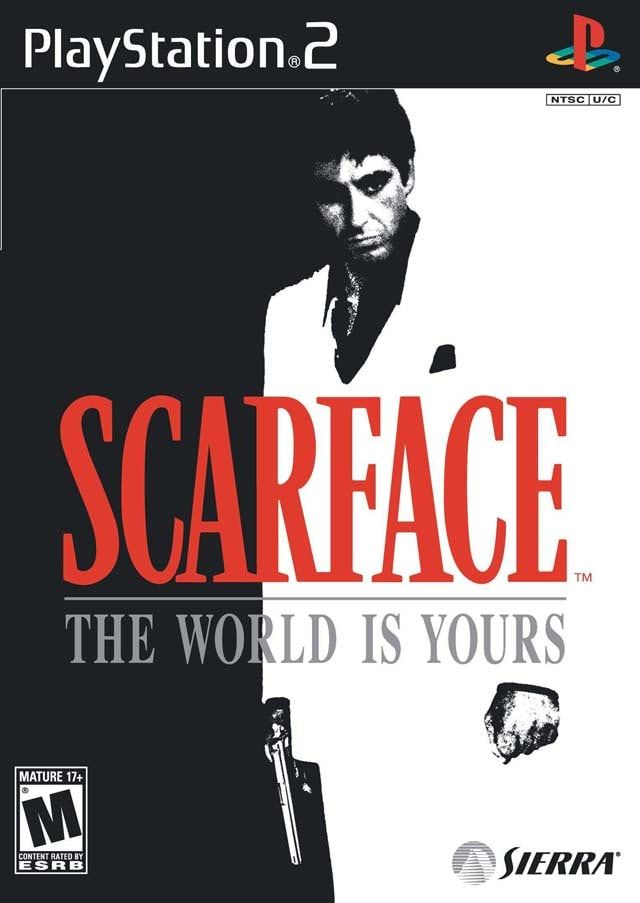 Scarface the World is Yours Sony Playstation 2 Game