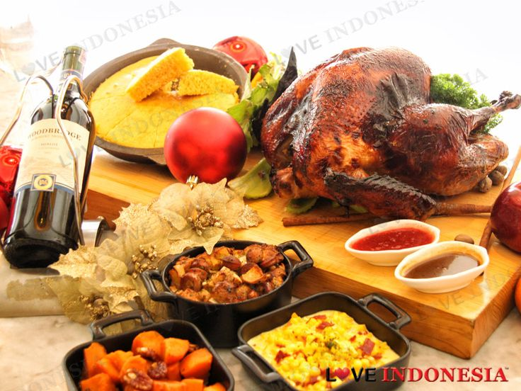 Kemewahan Perayaan Thanksgiving di Pullman Jakarta Indonesia (by Love Indonesia)