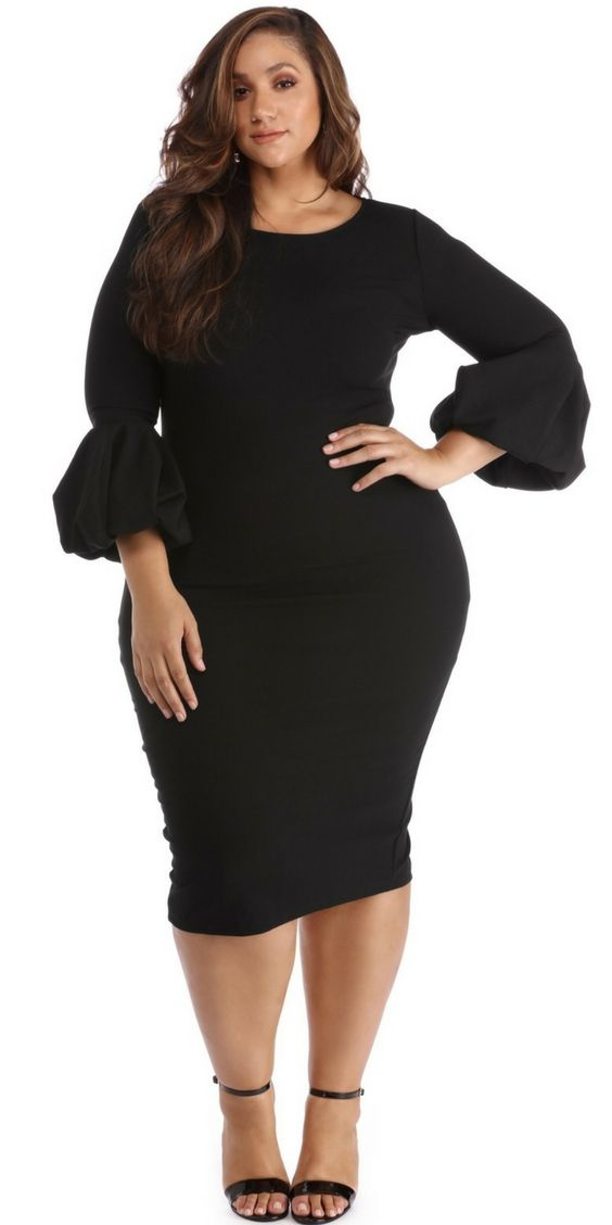 a7769cfcac8 10 Of The Most Amazing Little Black Dresses For Plus Sizes  https   ecstasymodels
