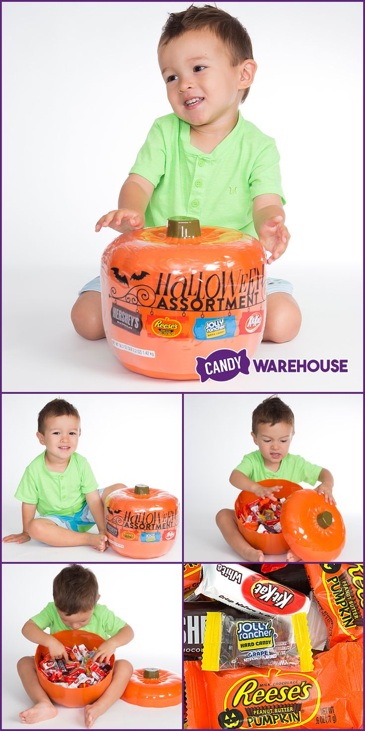Check out this Halloween treat from Hershey's!  Already in stock...
