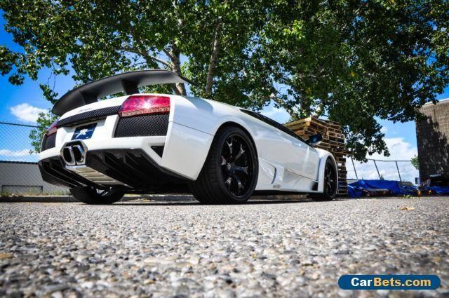 2002 Lamborghini Murcielago Heffner Twin Turbo #lamborghini #murcielago #forsale #canada