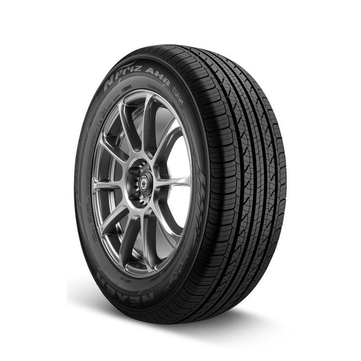 Nexen N'Priz AH8 All Season Tire - 225/60R18 100H (Black)