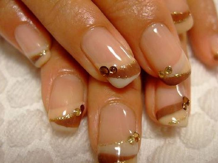 31 best brown nails uas marrones images on pinterest tan gel nail designs 2015 are very popular among young girls have a look at the beautiful and amazing gel nail designs all the gel nail designs are amazing prinsesfo Image collections