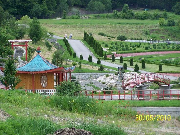 Gradina Botanica Jibou