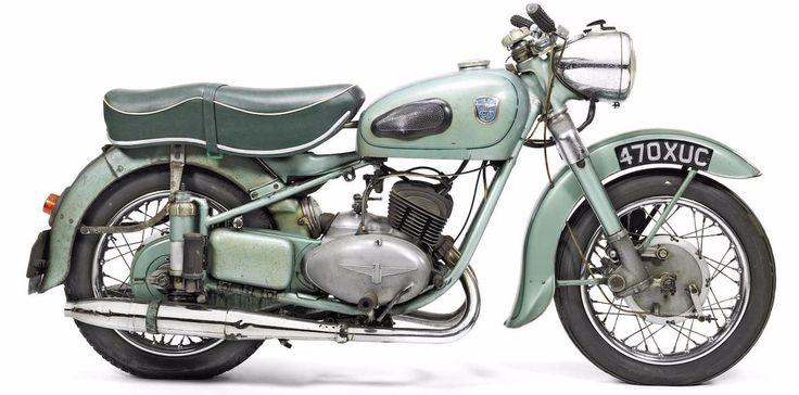 1955 ADLER MB250