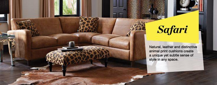 Safari furniture at DFS