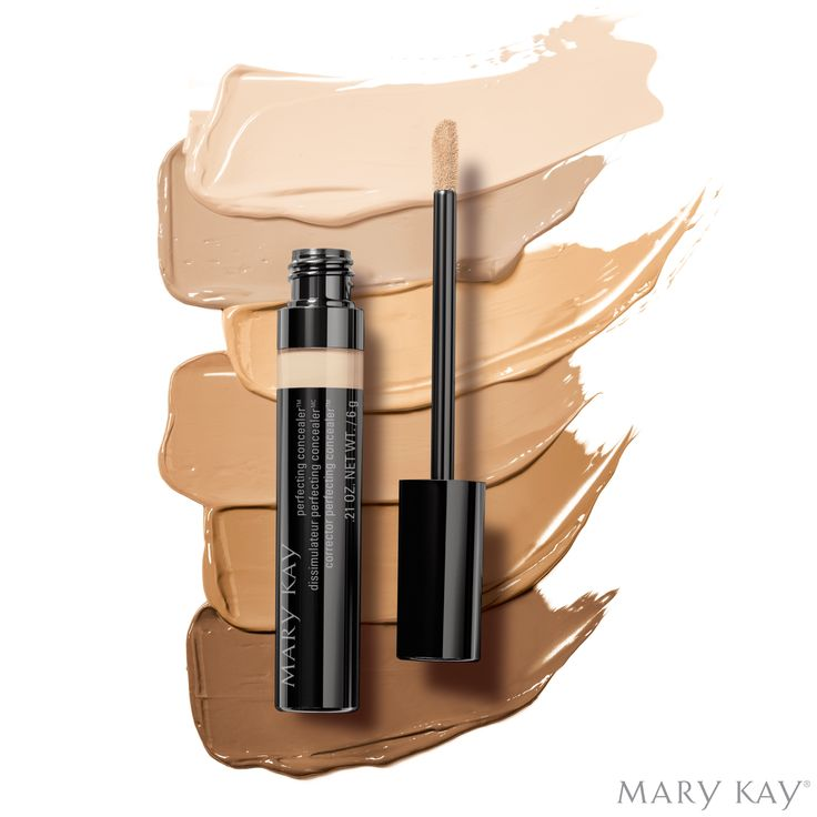Don't let a little blemish ruin your BIG day. The sensational Mary Kay Perfecting Concealer™ is here to save your skin.