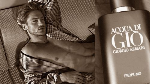 homme sexy armani parfum