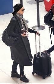 Eva Green Wearing Jane Carr