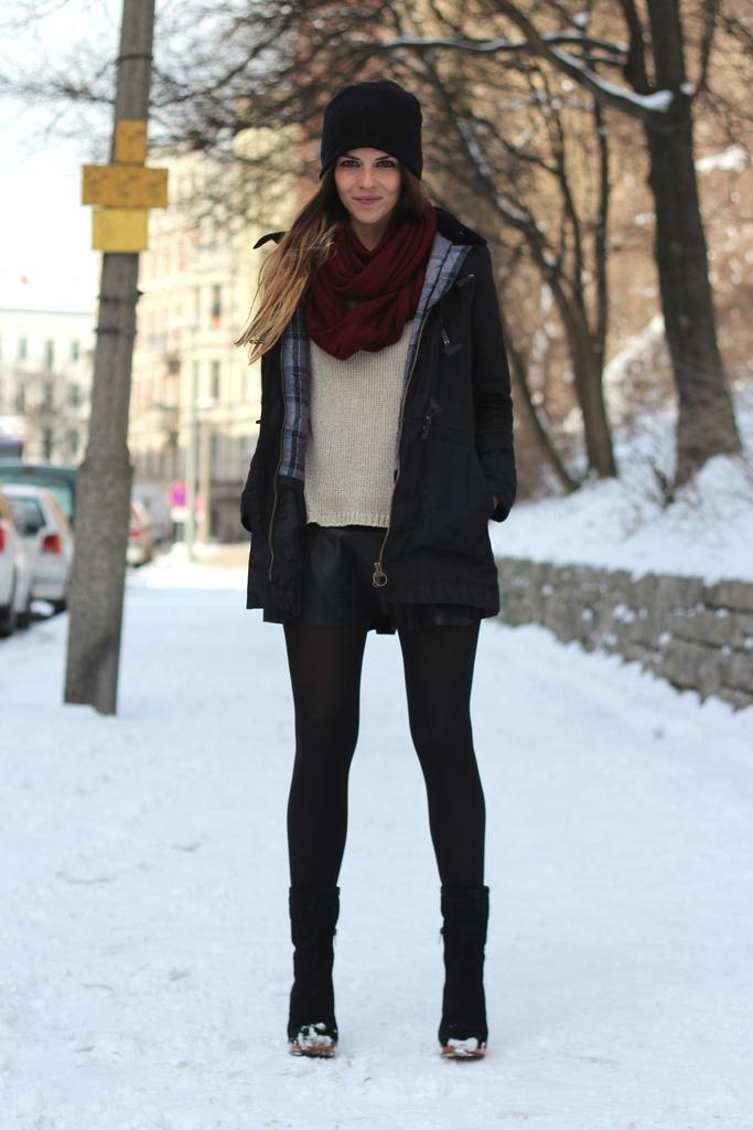 Winter Clothes Fashion