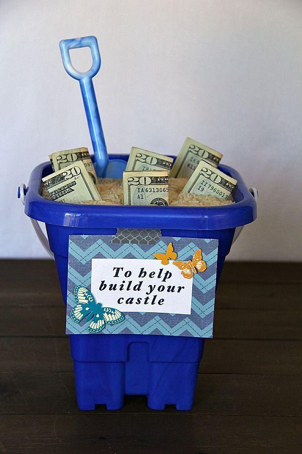 15 kreative Möglichkeiten, Geld als Geschenk zu verschenken