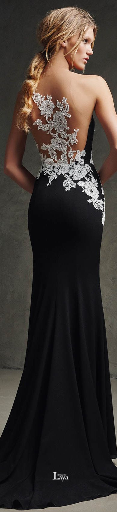 Pronovias 2016 EVENING Dresses