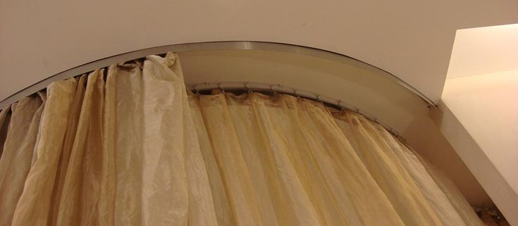 22 Best Ceiling Mounted Curtain Rail Images On Pinterest