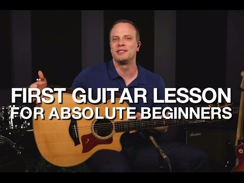 ▶ 8 Guitar Chords You Must Know - Beginner Guitar Lessons - YouTube