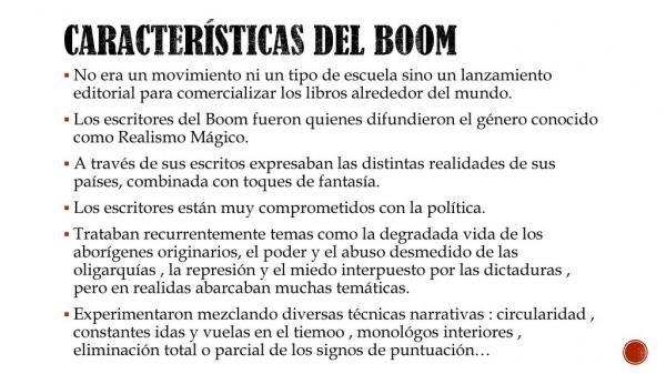 Cuando Hablamos Del Boom Latinoamericano Estamos Haciendo Referencia A Un Movimiento Con Intencion Edito Boom Latinoamericano Apuntes De Lengua Latinoamericana