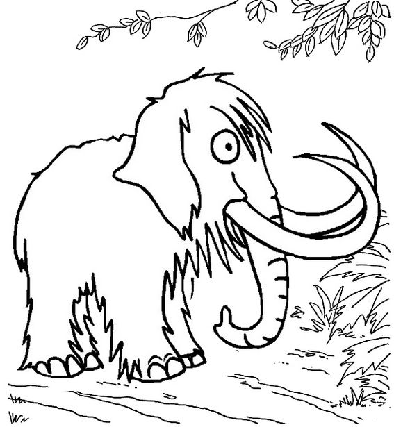 Pin By Pengadaan Indonesia On Mammoth Coloring Pages Animal Coloring Pages Coloring Pages Coloring Pages For Kids