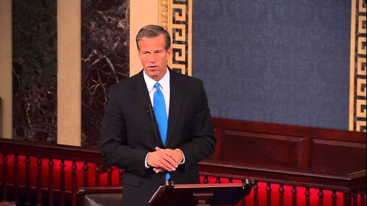 South Dakota Senator John Thune on Democrat Obstruction