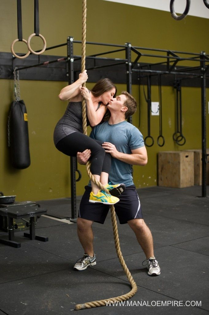 Love this picture!  Makes me feel how lucky I am that my wife and I workout together everyday.  Such a blessing to our marriage!