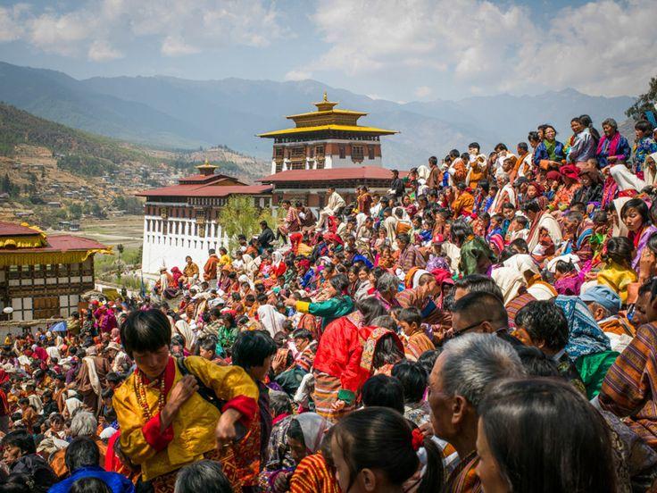 Travel Destination of the Day - Bhutan