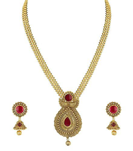Elegant Indian Red Stone Gold Plated Non-Precious Metal P... https://www.amazon.com/dp/B01N5VH2D7/ref=cm_sw_r_pi_dp_x_KieMybBN4MYS5