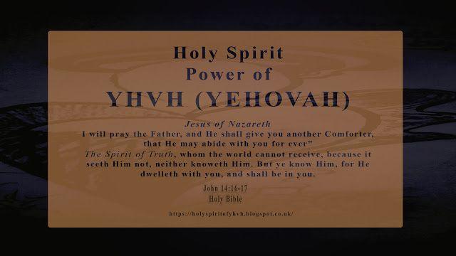 Holy Spirit: Where does the Holy Spirit live?