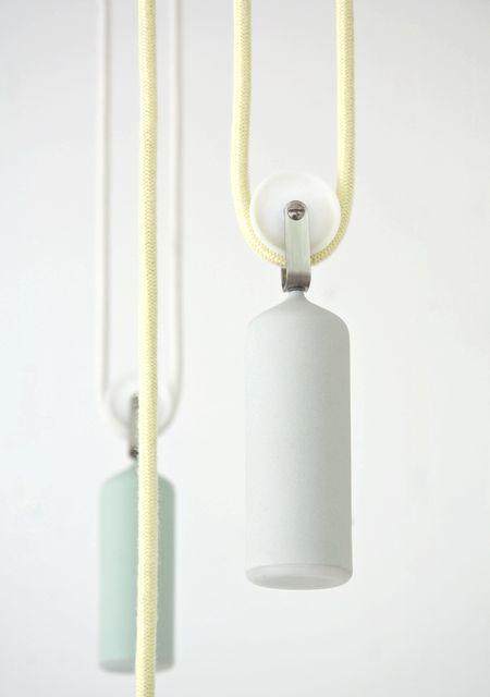 Studio WM . porcelain lamp #Simplicity #SimpleDesign