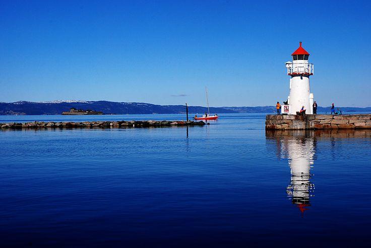 https://flic.kr/p/GUZo5m   Sundays   Trondheimsfjord.  Six months in Norway.